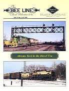 Sample issue of The Bee Line.