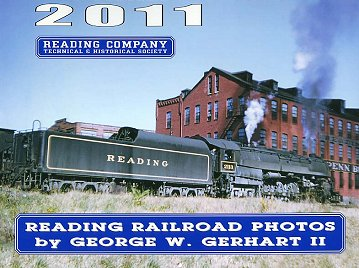 The 2010 Reading Railroad Calendar has arrived!