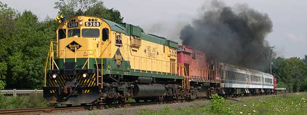 Home Page - Reading Railroad Heritage Museum - Reading