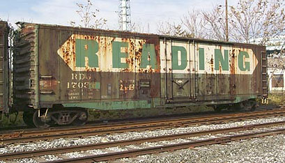 Rct Amp Hs Roster Freight Equipment Boxcars
